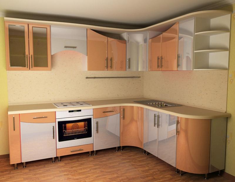 Как сделать фасады для кухни видео